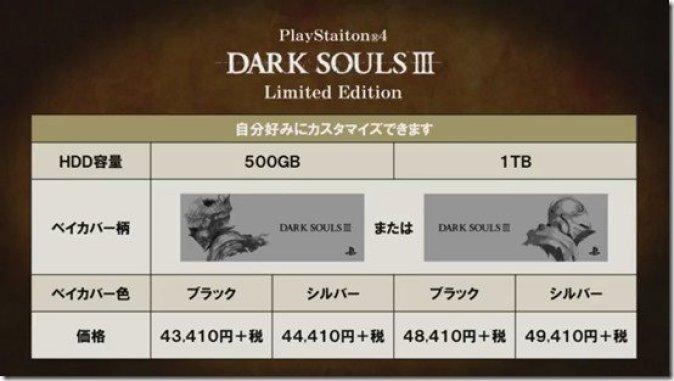 dark souls III prices